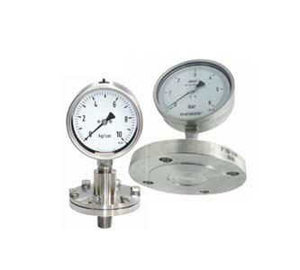 Diaphragm Manometers